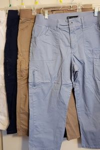 Lee Capris Relaxed Fit 14 M